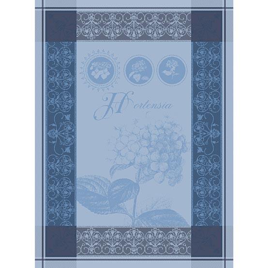 Hortensia Bleu Kitchen Towel