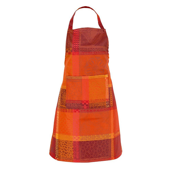Mille Wax Ketchup Coated Apron