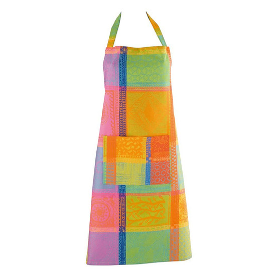 Mille Wax Creole Apron