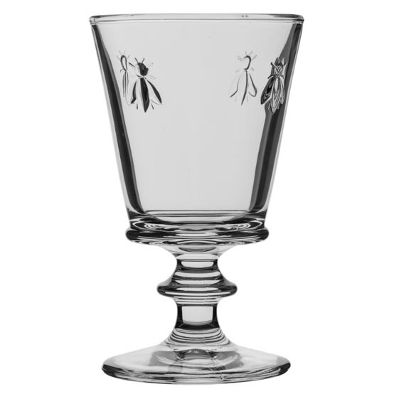 Bee Water Glass