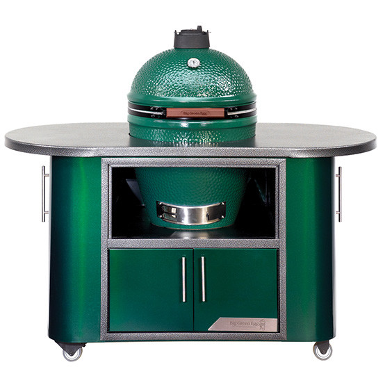 Custom Cooking Island for Large Egg 60 Inch