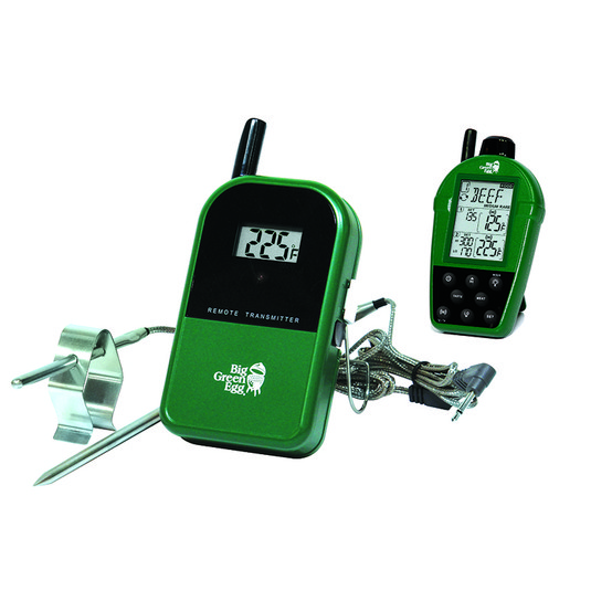 Dual-Probe Wireless Thermometer Temperature Gauge