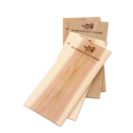 Alder - Grilling Planks