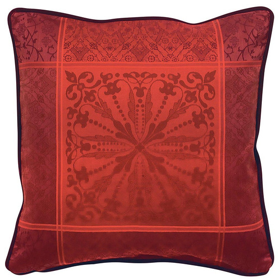 Cassandre Grenat Cushion Cover 20 x 20