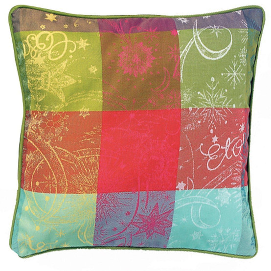 Mille Couleurs Paris Cushion Cover 16 x 16