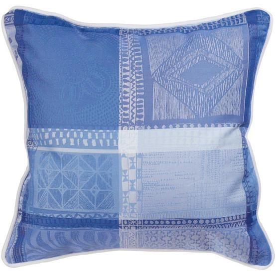 Mille Wax Ocean Cushion Cover 16'' x 16''