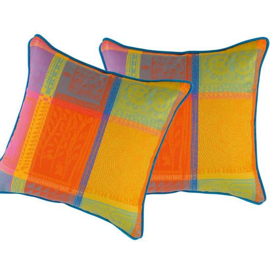 Mille Wax Créole Cushion Cover 20 x 20