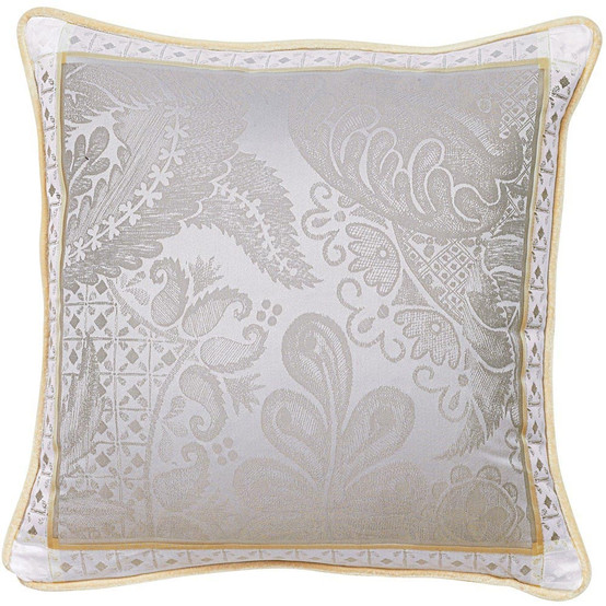 Isaphire Platine Cushion Cover 20'' x 20''