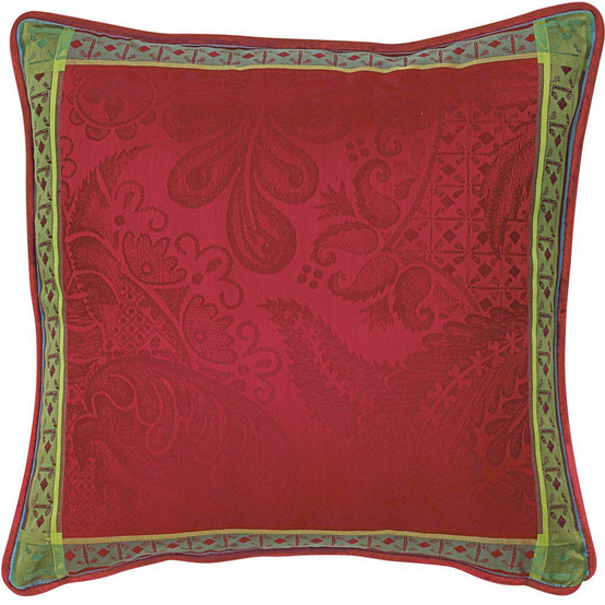 Isaphire Rubis Cushion Cover 20'' x 20''