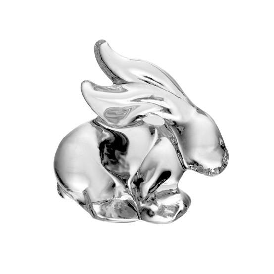 Glass Rabbit in Gift Box