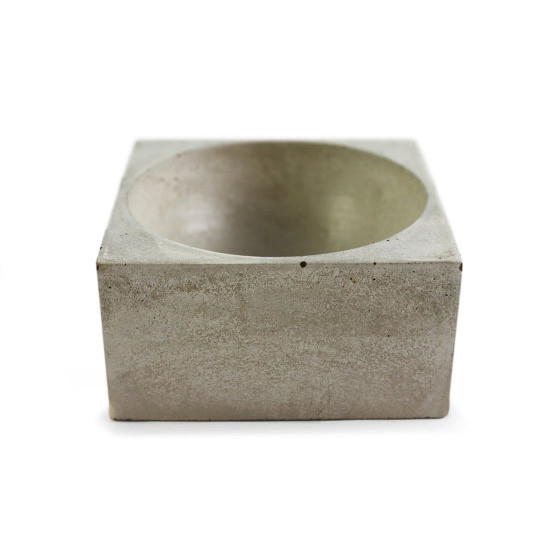 Salt and Spice Pinch Bowl - Gray