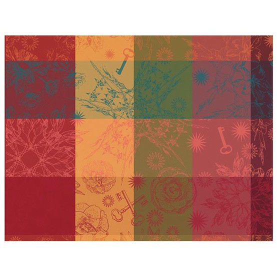 Mille Alcees Litchi Coated Placemat