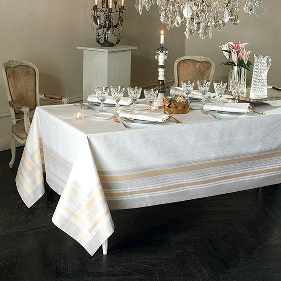 Galerie Des Glaces Vermeil Tablecloth