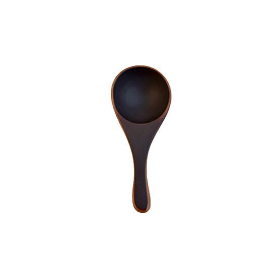 Flame Blackened Coffee Scoop