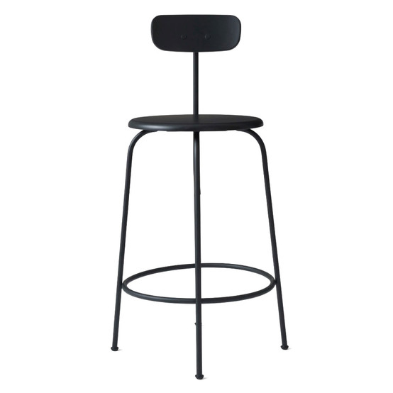 Afteroom Counter Stool, Black