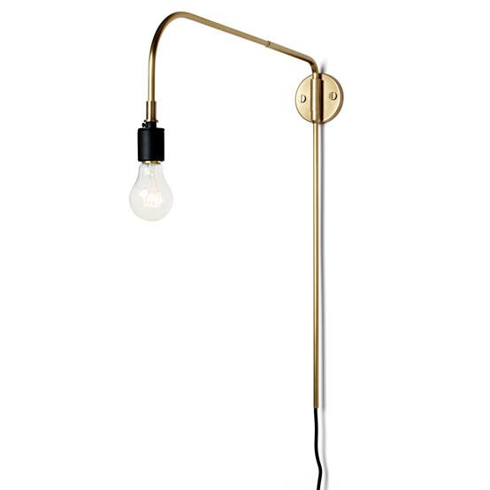 Warren Lamp, Brass