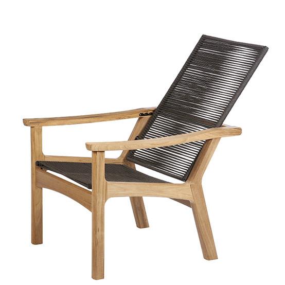 Monterey Deep Seating Armchair in Brown