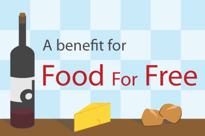 Didriks supports Food For Free