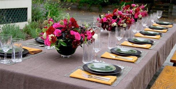Dinner Series Blog welcomes September