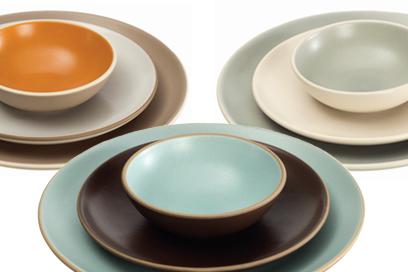 Heath Ceramics Coupe dinnerware