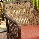 New Kirar woven furniture